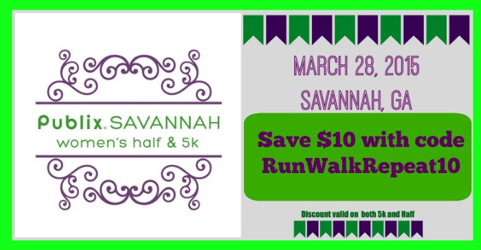 Savannah Womens Half Discount