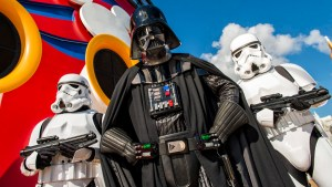 Star Wars Day At Sea from Disney Cruise Line for 2016
