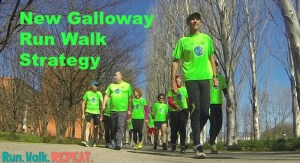 NEW Galloway Run Walk Strategy – Optimal Walk For Recovery