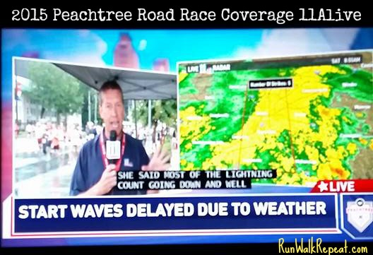 Peachtree start waves delayed(1)