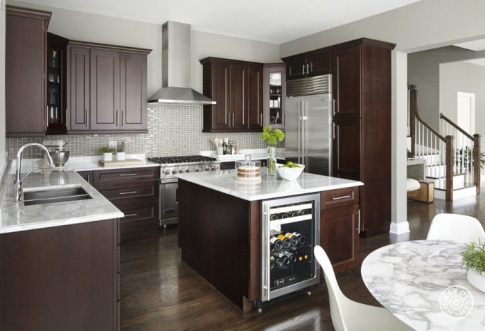Revamp Your Kitchen Stain Your Cabinets