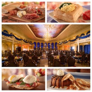 Be Our Guest Breakfast at Magic Kingdom Now Serving!