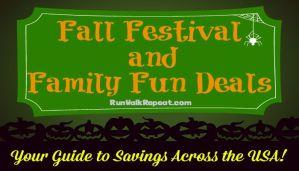 Fall Festival and Family Fun Savings 2015