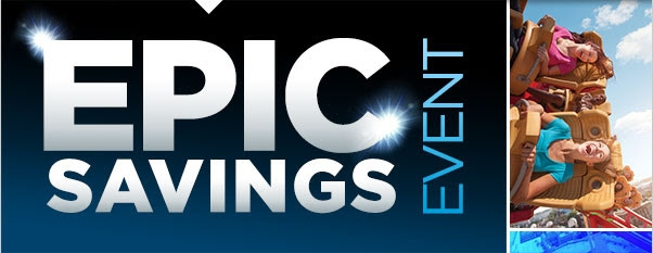 Universal Orlando Epic Savings Event