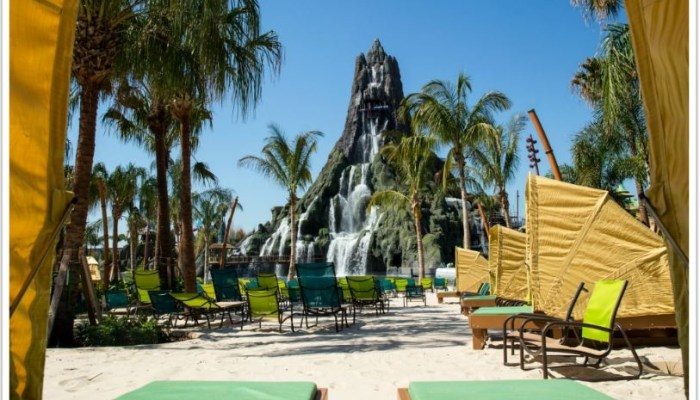 What is there to do at Volcano Bay