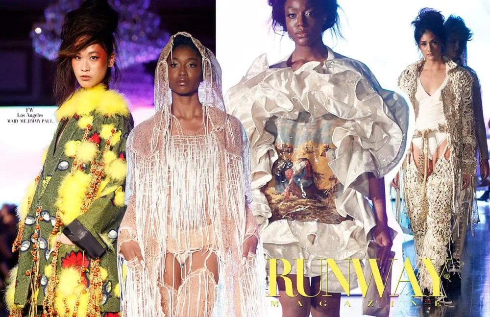 MARY ME JIMMY PAUL Spring Summer 2018 by Runway Magazine