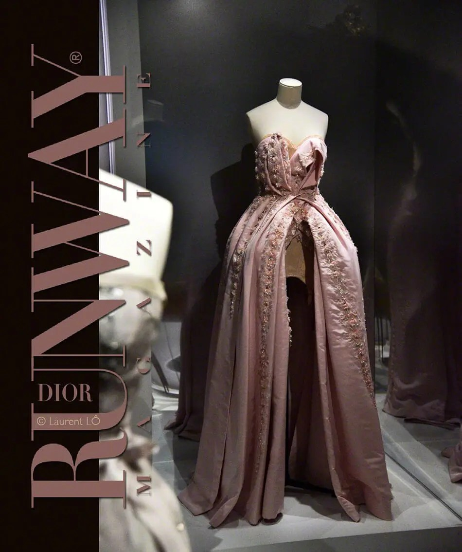 Christian Dior Exhibition by Runway Magazine