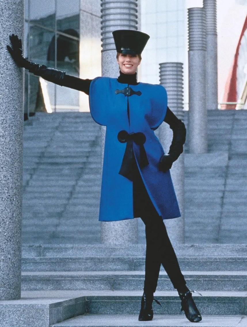 Pierre Cardin by Runway Magazine