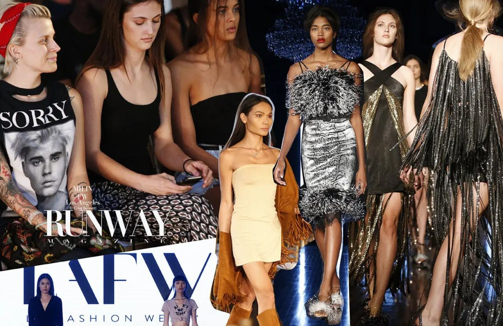 Los Angeles FW Spring Summer 2018 by Runway Magazine