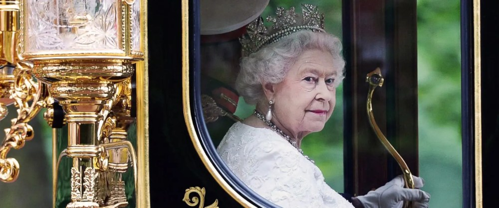 Sapphire Jubilee of Her Majesty Queen Elizabeth II by Runway Magazine