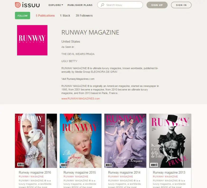 Issue-Runway-Magazine-Eleonora-de-Gray-digital-teaser Runway Magazine Digital issues