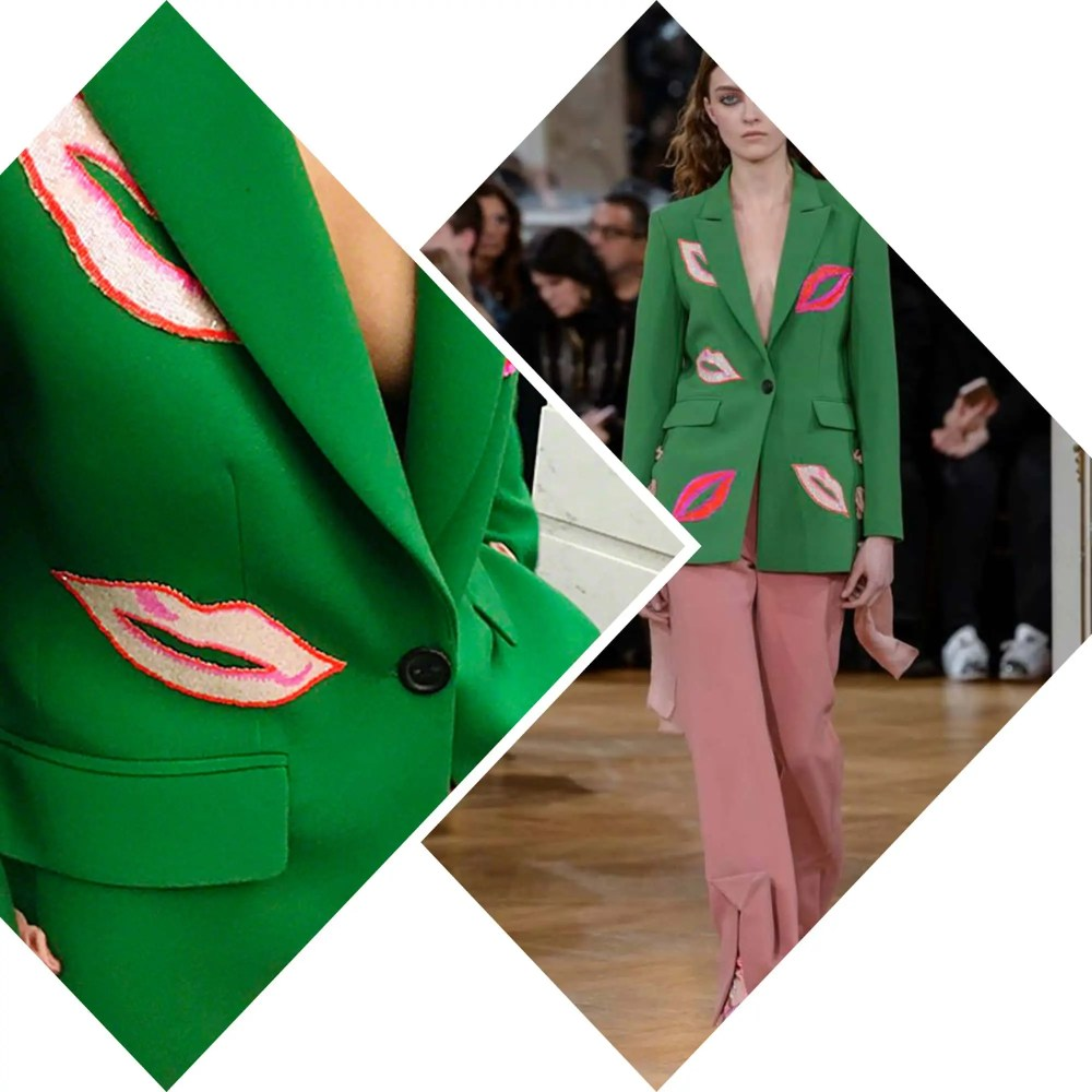 Paul & Joe Fall Winter 2017-2018 Paris Fashion Week by Runway Magazine