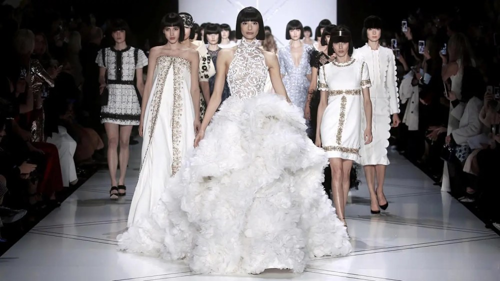 Ralph & Russo by Runway Magazine