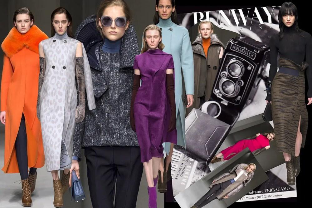 Salvatore Ferragamo Fall Winter 2017-2018 by Runway Magazine