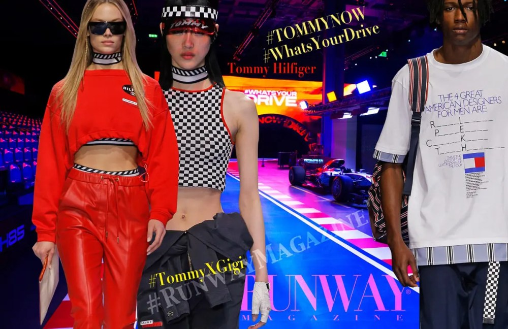 """TOMMYNOW """"Drive"""" by Runway Magazine"""