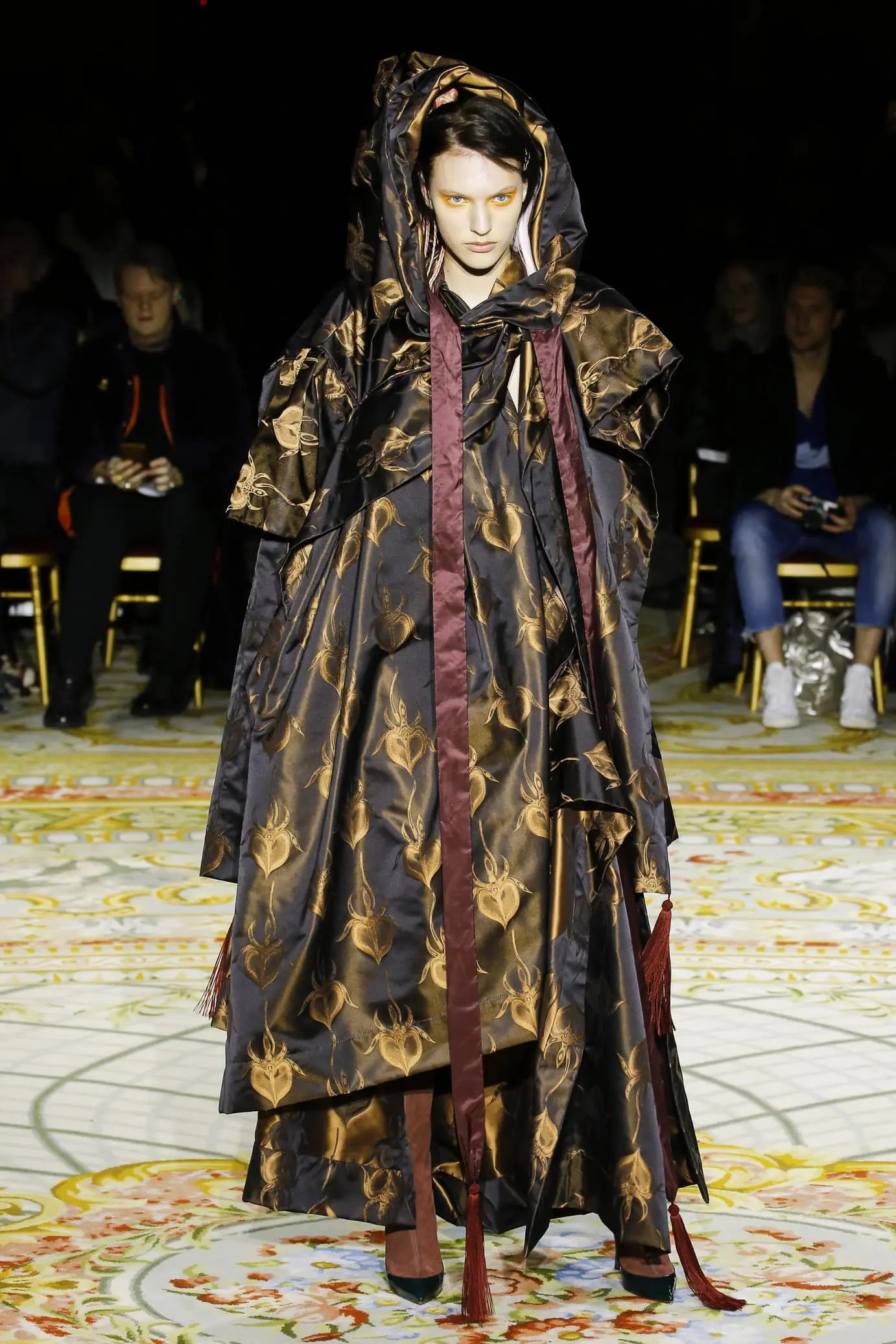 VIVIENNE WESTWOOD Fall Winter 2017-2018 Paris Fashion Week ...