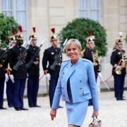 Photo ofBrigitte Macron