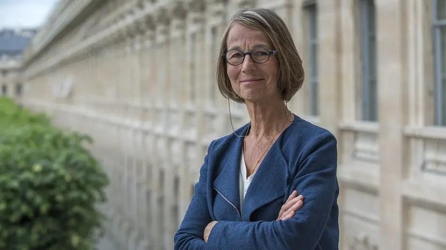 Ministre de la culture Francoise Nyssen