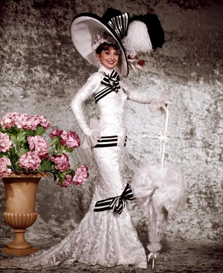 My Fair Lady 1964 Audrey Hepburn Runway Magazine Official Runway