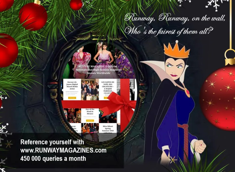 runway-magazine-usa-official-web-site-eleonora-de-gray-reference-france-2017-christmas 8 Fascinating Facts About Walt Disney