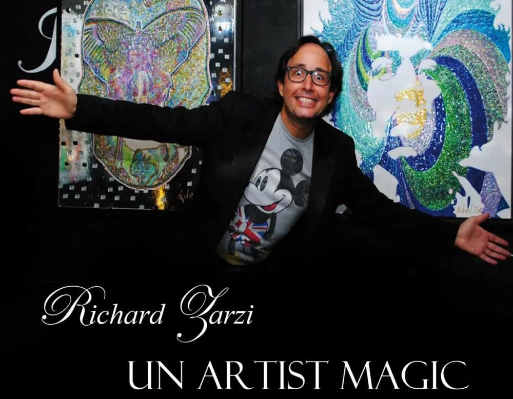 Richard Zarzi in RUNWAY MAGAZINE ® Issue 2013 for Eleonora de Gray