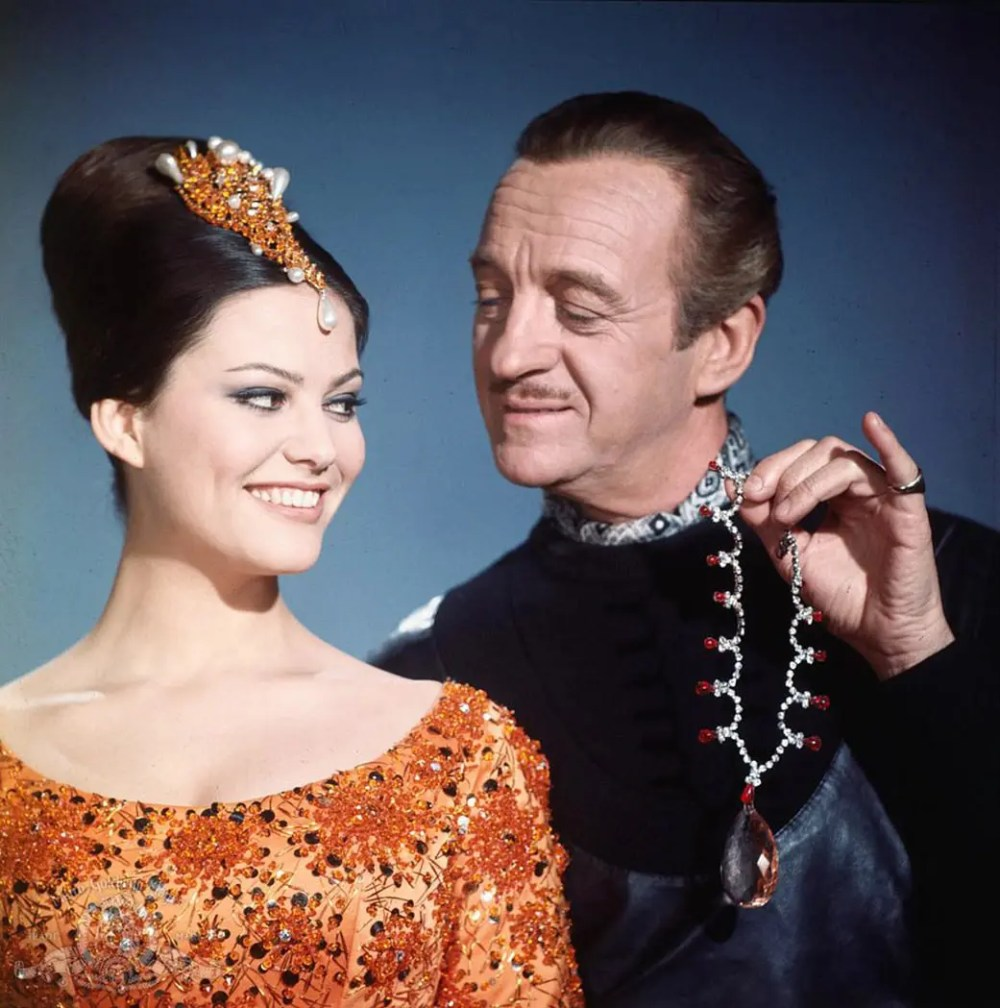 still-of-david-niven-and-claudia-cardinale-in-the-pink-panther-(1963)-large-picture