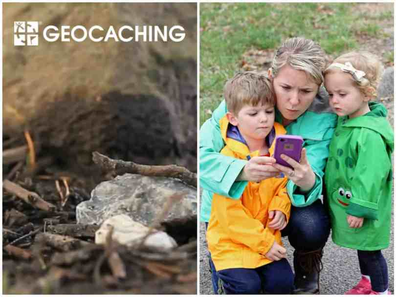 Beginner's Guide to Geocaching with kids