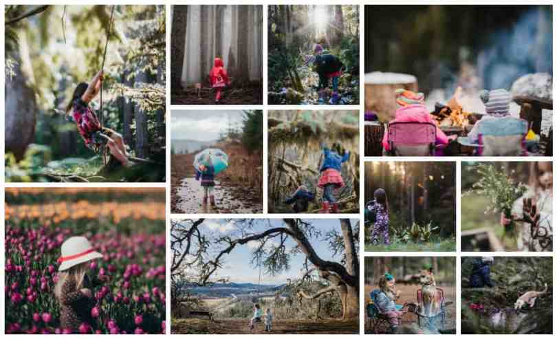 Favorite Outdoor Instagram Accounts @littletreesphotography