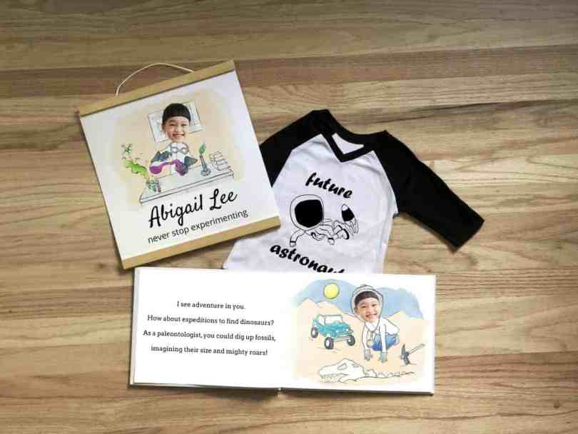 Seeing is Believing Personalized Inspirational Book for Kids