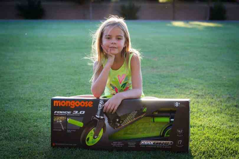 Mongoose Scooters for kids - Force 3.0 Review