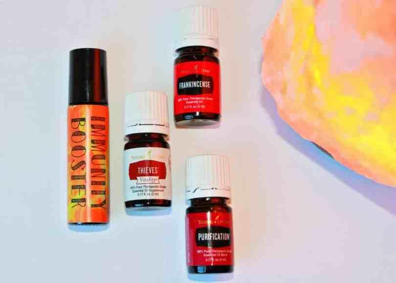 Immunity Booster Essential Oil Recipe
