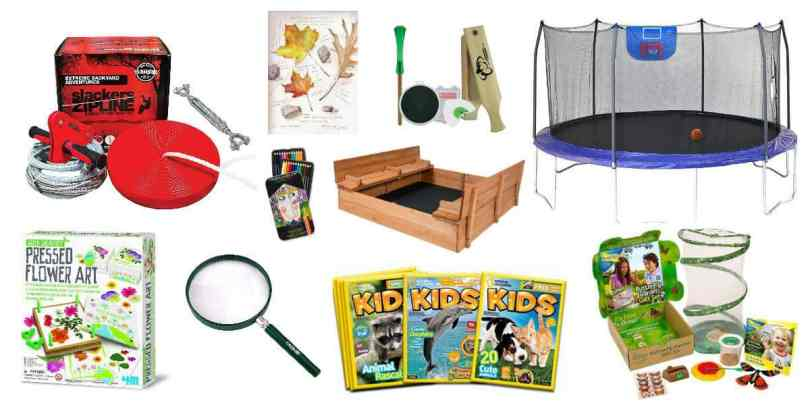 Gift Ideas For Outdoorsy Kids
