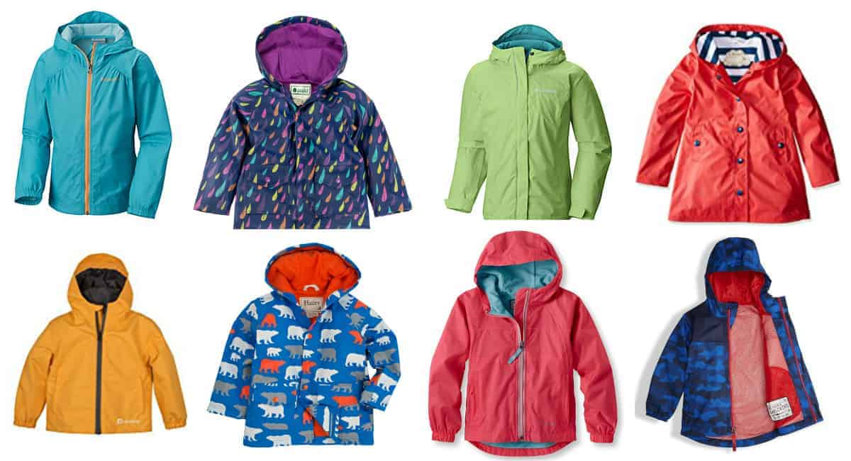 8210b9636 Best Rain Gear for Kids - Rain Suits, Boots, Jackets & More