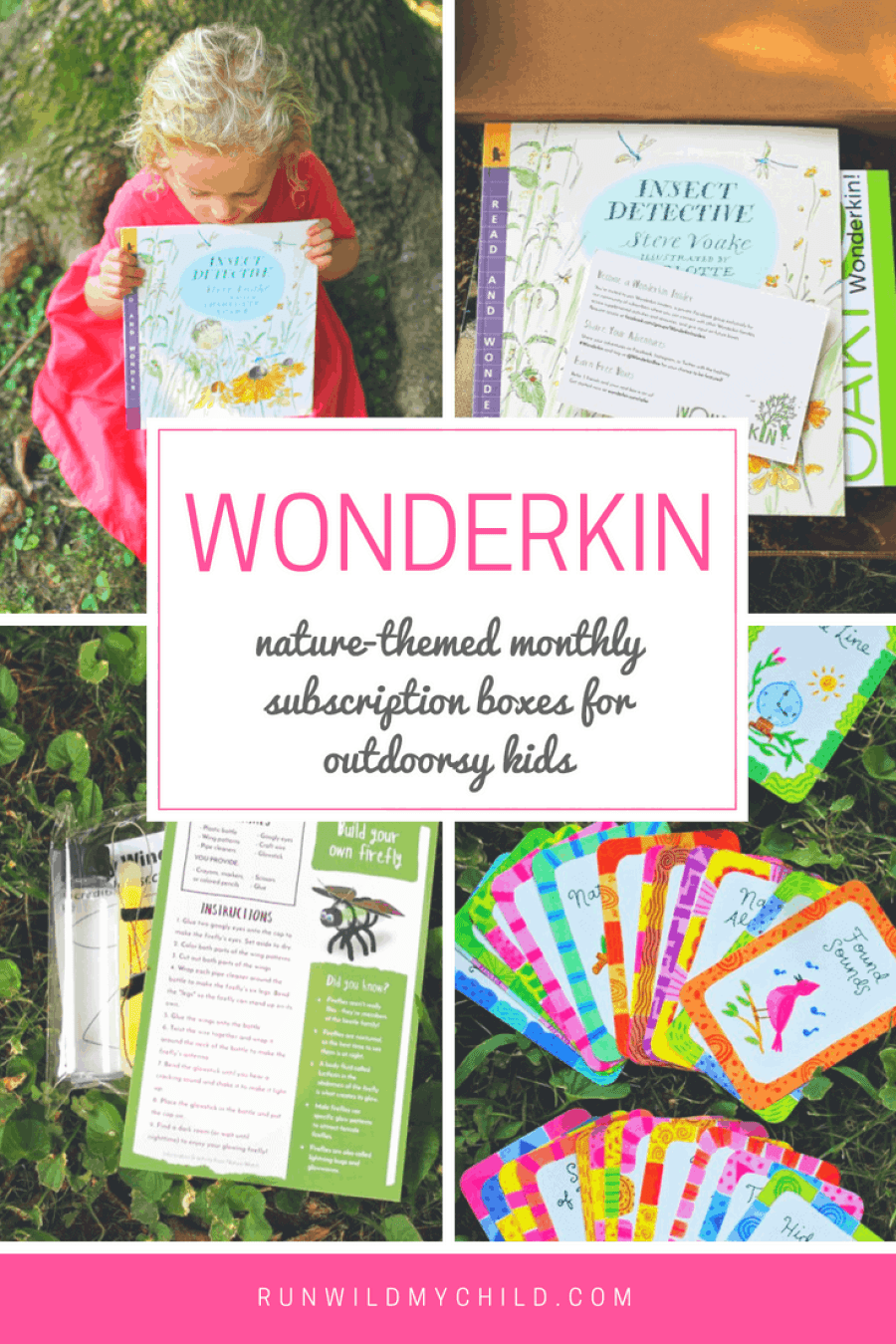 Wonderkin: Nature Themed Subscription Boxes for Outdoorsy Kids