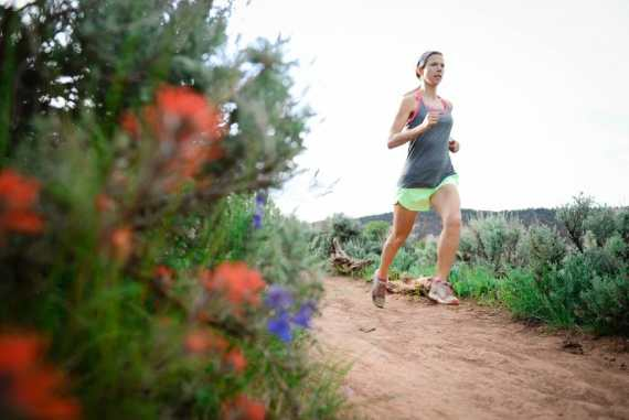 benefits of making running a mindfulness practice