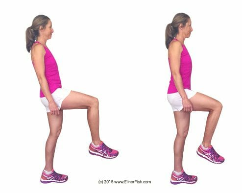 natural running form core