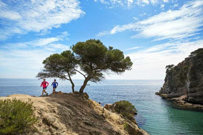 most beautiful places to trail run