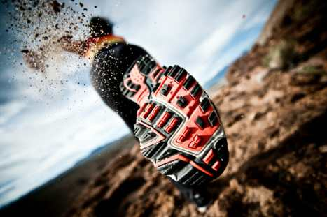 iStock_shoe.kickingdirt. Great photo