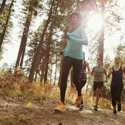 running and stress fatigue