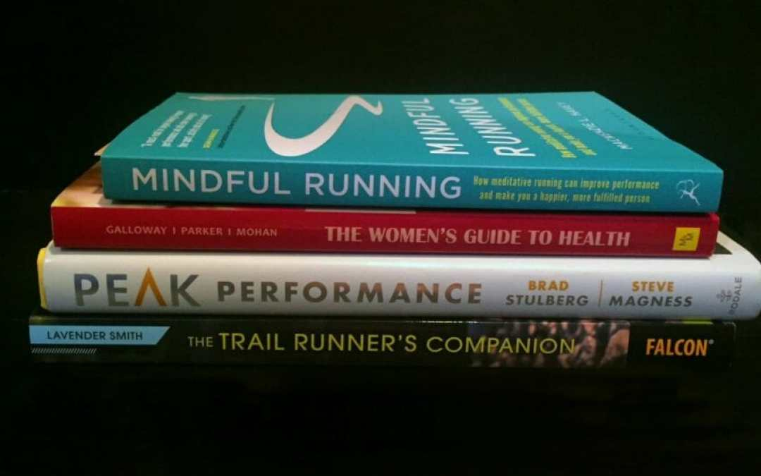 Health + Mindfulness-Related Books for Runners