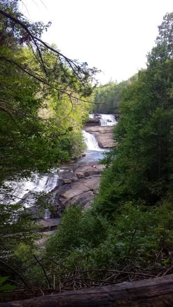 Normal View of Triple Falls