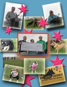 DOG WALK 2013