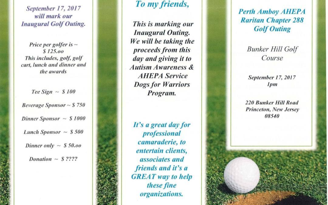 Perth Amboy Benefit Golf Outing