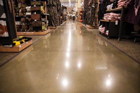 Cabela's Polished Aisle Way