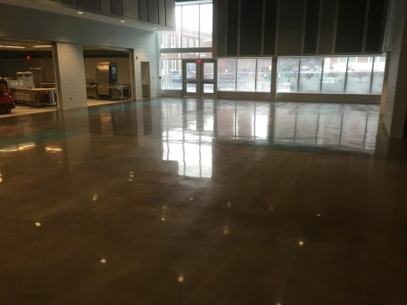 Applied Flooring Woodworth Middle School Job