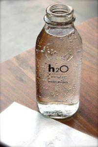 Wasser - viel trinken während der Detox-Kur