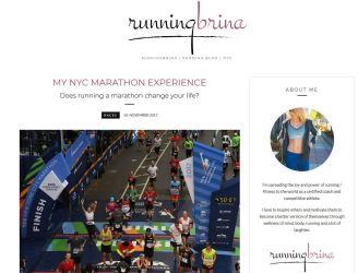 Du hast schon immer vom New York City Marathon geträumt? Hier findest du die perfekte Motivation!