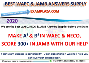 WAEC ANSWERS 2022 E