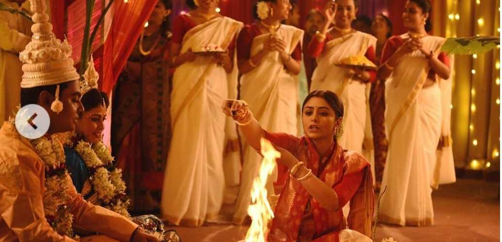 'Brahma Janen Gopon Kommoti'- Story of a woman priest who performs weddings without Kanyadaan 1