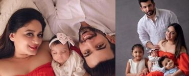 Jay Bhanushali's Daughter Tara's Priceless Reaction As She Watches Her Daddy Hosting a Show 12